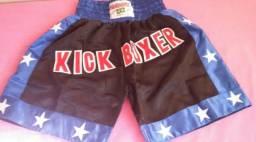 Calção Kick Boxer Shiroi