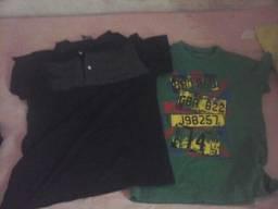 Vendo camisas juvenil
