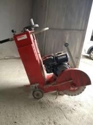 Cortadora de Piso e asfalto,juntas de dilatação-Usada_*Revisada