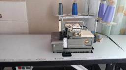 Maquina de costura interloq