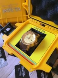 Relógio Invicta Yakuza S1 NOVO (Aceito cartão / Com garantia / Entrega grátis)