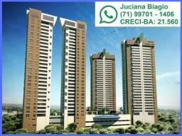 Greenville Lumno - Apartamento 225m², 3 vagas, em Patamares. Oportunidade!