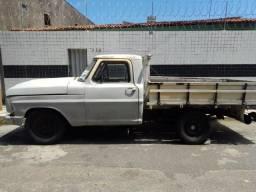 F 100 caminhão - 1981