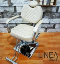 Cadeira Reclinável para Salão de Beleza