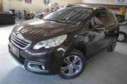 Peugeot 2008 Griffe 1.6 Flex 16V 5p Aut. - Marrom - 2017 - 2017