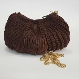 Bolsas de Crochê - Diversos Modelos