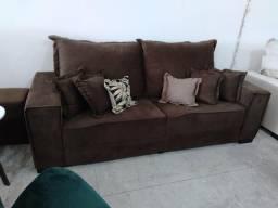 Disponível sofá Roma fixo 2.30mt