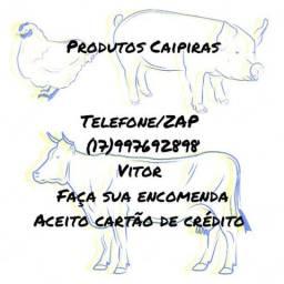 Produtos Caipiras