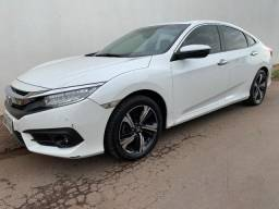 HONDA CIVIC 2017/2017 1.5 16V TURBO GASOLINA TOURING 4P CVT - 2017