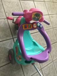 Motoca calesita velosita