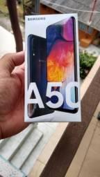 Galaxy A50 128GB novo sem uso
