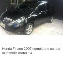 Honda fit 1.4 lx - 2007