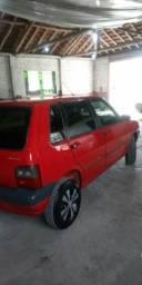 Uno Mille Economy com GNV - 2010