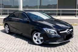 Mercedes-benz cla 180 turbo 9 mil km 2018/2018 - 2018