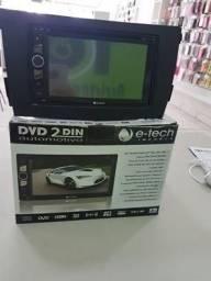 Dvd 2 din automotivo