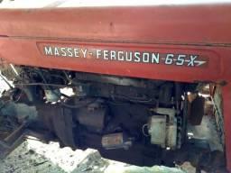 Trator mf 65x contato *