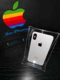IPhone X 64gb - Silver - Impecável - Garantia até julho de 2020