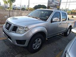 Frontier 2.5 S 4X4 CD Turbo Eletronic Disel 4P Manual - 2014
