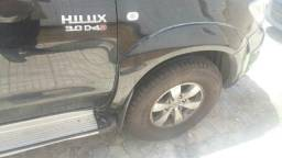 Toyota hailux - 2010