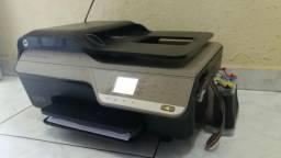Impressora HP 4625 c/bulk novo Wi-Fi