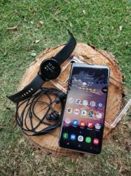 Samsung Galaxy S10 + Watch Active