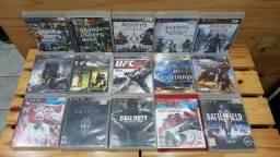 Games Playstation 3 - Aceito Cartão
