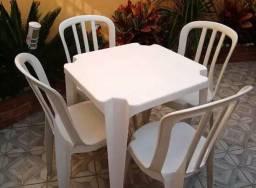 15 jogos de mesa com cadeiras