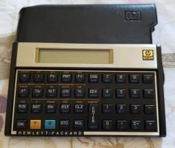 Calculadora HP Gold 12C Original