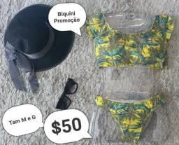 Biquínis promoção 50 reais