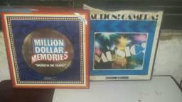 Vendo 2 coleções de disco vinil