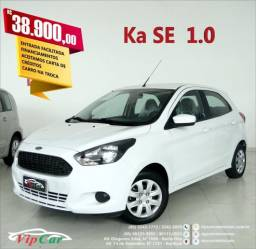 FORD KA 2017/2018 1.0 SE PLUS 12V FLEX 4P MANUAL - 2018