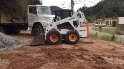 Mine Carregadeira Bobcat