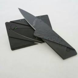 Canivete Faca Cartão Dobrável
