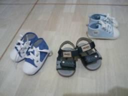 Sapato e sadalinha