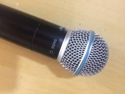 Vendo microfone Shure SM58 sem fio