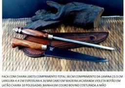Faca artesanal churrasco / utilitária promoçao modelos disponiveis