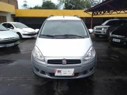 Fiat idea attractive 1.4 2012 completa - 2012