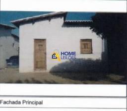 Casa à venda com 2 dormitórios em Centro, Campo grande do piauí cod:53469