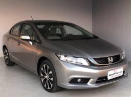 Honda Civic Sedan LXR 2.0 Cinza