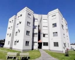 Apartamento com 2 dormitórios para alugar, 47 m² por R$ 600,00/mês - Aririú - Palhoça/SC