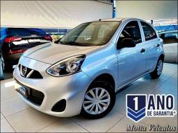 Nissan March 1.0 S 12V 4P