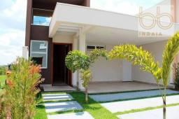Casa com 3 dormitórios à venda, 146 m² por R$ 695.000,00 - Condomínio Jardim Brescia - Ind