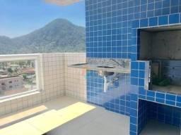 Apartamento para alugar, 58 m² por R$ 2.000,00/mês - Canto do Forte - Praia Grande/SP