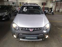 FIAT PALIO 1.8 MPI ADVENTURE WEEKEND 16V FLEX 4P MANUAL.
