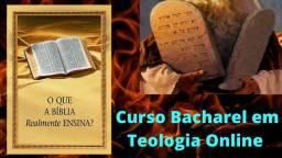Curso Online Bacharel em Teologia
