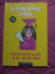 Livro Meu Querido Diário Otário