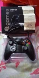 Controle joystick bluetooth celular