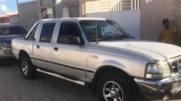 Ranger 2002 vendo e troco por carro menor - 2002