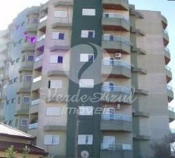 Apartamento à venda com 3 dormitórios em Jardim vista alegre, Paulínia cod:AP005557