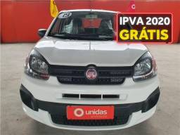 Fiat Uno 1.0 fire flex attractive manual - 2019